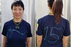 アーユルヴェーダカレッジ15周年記念Tシャツ